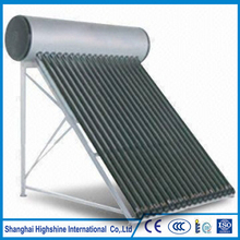 Newest residential solar water heater with low pressure Rooftop Compact Low Pressure Solar Water Heater