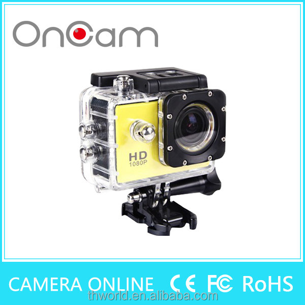 original sport action camera sj4000 with 12.0MP camera full hd 1080p