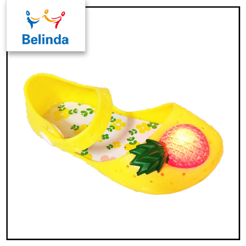 jelly children sandals children guangzhou shoe manufacturers