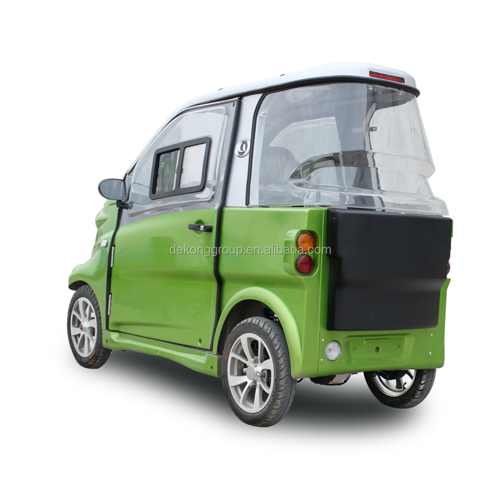 hot sale new designed disabled electric cars