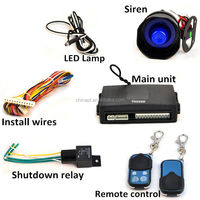 New auto device magic car alarm system