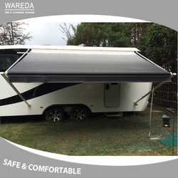 Outdoor Rv camper trailer awning canopy