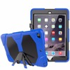 Heavy Duty Shockproof Rugged Silicone Case for iPad New 2017 Case for New iPad