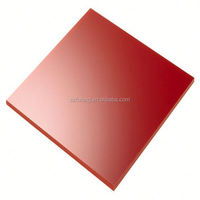 Unbreakable 3/6mm non-slip plastic sheet
