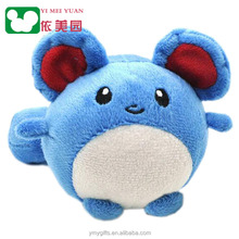 Guangdong wholesale custom pokemon Marill plush stuffy toys