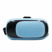 High-tech 3d video glass vr headset 3d Glasses Virtual Reality VR Game For Smartphone