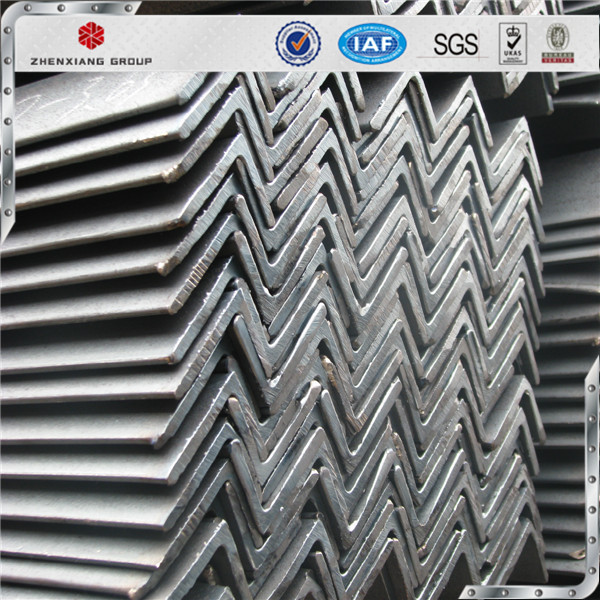 construction steel h beam GB Q235 standard steel angle iron angle bar