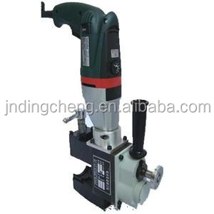 pipe flattening machine