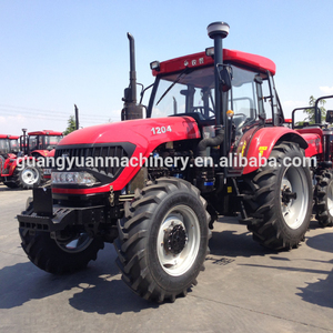 Large power 1204 120hp china cheap farm tractor
