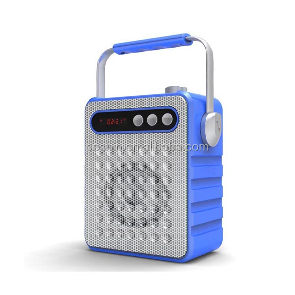 SP-301 music mini outdoor bluetooth speaker portable active speaker with usb tf card factory supply