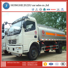 dongfeng 6 wheels 4x2 oil tanker truck with 4.47 cubic meter for sale