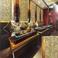 2017 new design wood interior decorative wall panels and wall art panels