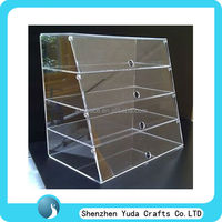 acrylic cake display case cake display cases clear acrylic material