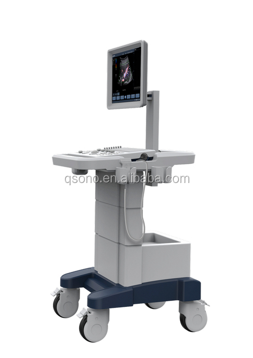 Wuhan QSONO Q6 Trolley ultrasound unit price