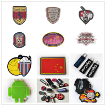 wholesale cheap fashion custom Halloween decorative iron on patches