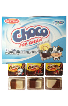 Bestway cream filled chocolate