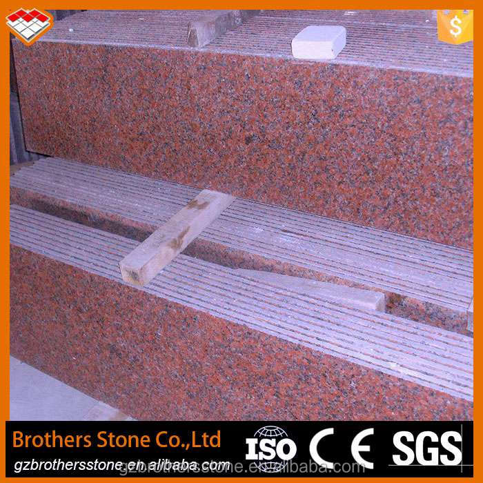 G562 granite from China high quality but cheap price maple leaf granite stone