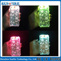 2015 hot product light up case for iphone 5c