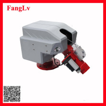 Auto fire fighting system fire water monitor electrical/automatic fire monitor cannon