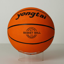 High Quality Cheap Price Natural Rubber Basketball Official size 7 & Weight Rubber Basketball