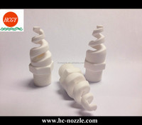 Dust Removal and Fire Fighting Ceramic Spiral Full Cone Nozzle