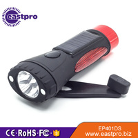 Welcome OEM ODM camp emergency solar torch light