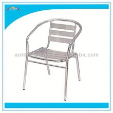 Garden outdoor aluminum table and chair