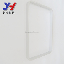OEM customized aluminum photo frame alloy snap frame elevator advertising frame