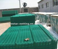metal fence panels factory