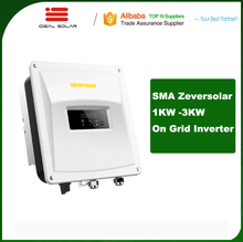 SMA zeversolar mini micro 10w 150w 250w 300w 600w 3000w 48vdc dc to ac 220vac solar power inverter for sri lanka market
