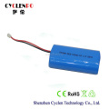 Battery type 18650 3.7V 4400mah battery, 3.7V li ion battery pack