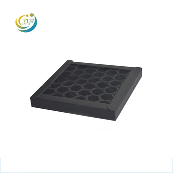 China wholesale car air purifier HEPA air filter replacement activated carbon filter price