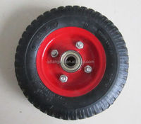 200x50 small pneumatic wheel