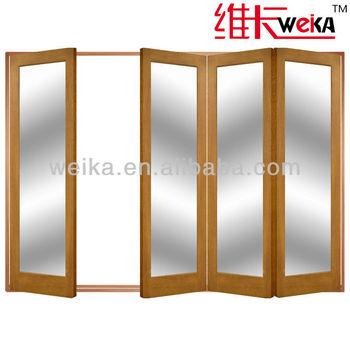 Double Glazed New Plastic Lowes Glass Interior Folding Doors Buy Lowes Glass Interior Folding