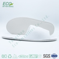 Hot Sale Best Price leather soles for knitted slippers is hotel slipper