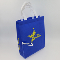 Non woven bags customization Advertising printing non woven bags environment-friendly bags Shopping bags making company