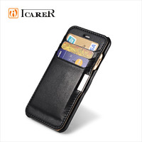 ICARER Genuine Leather For iPhone 6 Holster Case
