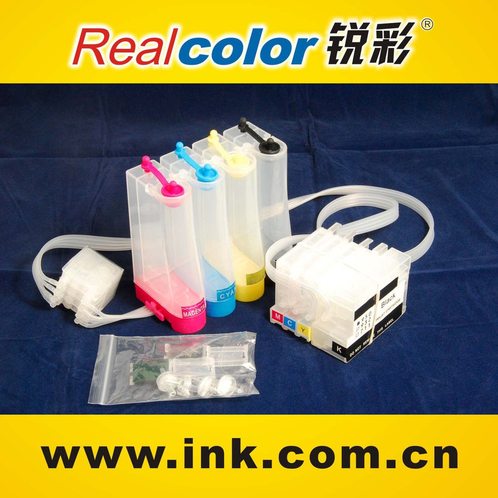 High quality CISS accessoires 4 color ciss damper ciss valve for hp8600/8100