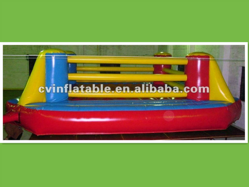 durable inflatable wrestling and boxing ring arena