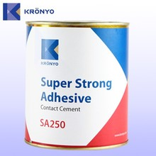 KRONYO brake lining adhesive pvc adhesives construction adhesive