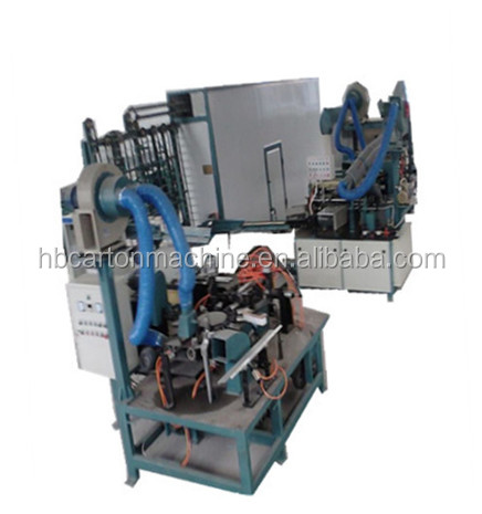 2018 Top Sale Full Automatic Paper Cone Making Machine For Yarn