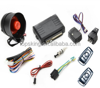High quality Car Alarm System With Newest Design&Factory Price&OE Level