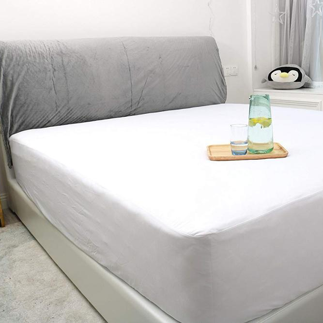 Hypollergenic 100% waterproof mattress protector for home and hotel - Jozy Mattress | Jozy.net