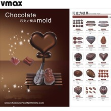polycarbonate PC Chocolate Molds Chocolate Moulds