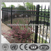 Professional manufacture hot sale wrought iron fence designs (ISO factory)