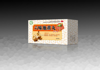 OEM Private Label GMP Certification factory Liu Wei Di Huang Concentrated Pill