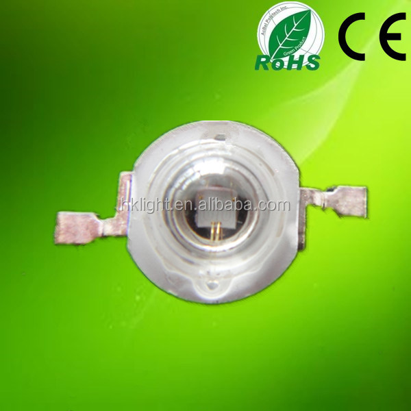 Top quality High Power 3w 3v UV LED 365nm 370nm 375nm 380nm 385nm 390nm 395nm 400nm 405nm 410nm 415nm 420nm 430nm