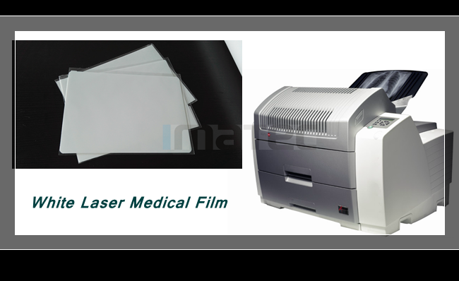 A4 Transparent Medical Radiology Laser Film