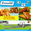 Fried drumstick making and frying production line
