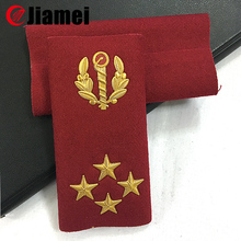 Security epaulette/ miliatry/ army uniform epaulettes